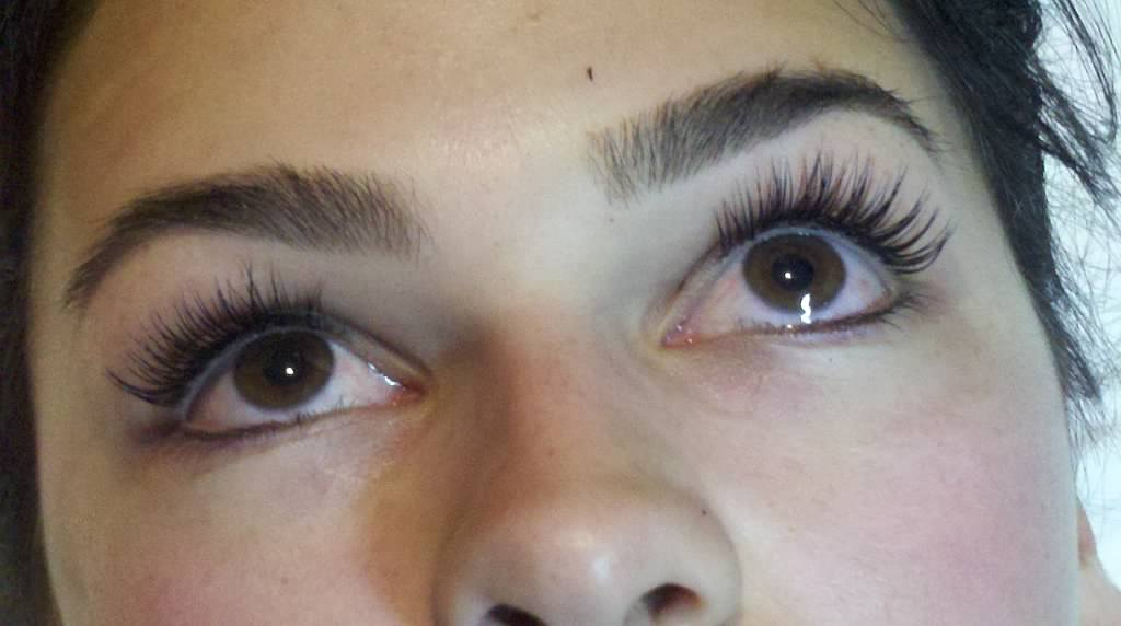 Eyelash extensions skin solutions corona for A savvy you salon cabot